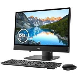 DELL デル 21.5インチデスクトップPC[Office付き・Win10・インテル Core i3-8145U・16GB インテル Optane メモリー+1TB/HDD5400回転・メモリ4GB] Inspiron 22 3000 3280 ブラック[FI336T9HHBB]