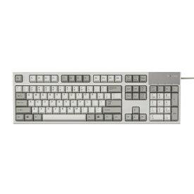 東プレ Topre キーボード REALFORCE アイボリー R2-US5-IV [USB /有線][R2US5IV]