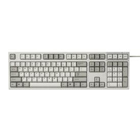 東プレ Topre R2A-US5-IV キーボード REALFORCE アイボリー [USB /有線][R2AUS5IV]