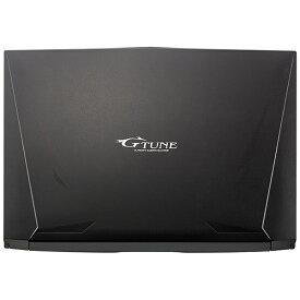 マウスコンピュータ MouseComputer G-TUNE ゲーミングノートパソコン ブラック BC-15GNI87M5H1R26-184 [15.6型 /intel Core i7 /HDD:1TB /SSD:512GB /メモリ:16GB /2019年3月モデル][BC15GNI87M5H1R26184]
