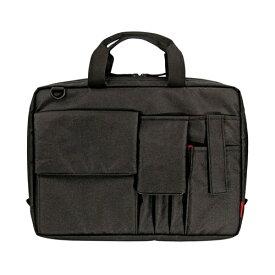 クツワ KUTSUWA マルチスマートバッグ A4サイズ ブラック
