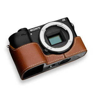 GARIZ ゲリズ GARIZ SONY α6400/6300 兼用 本革カメラケース XS-CHA6400CM キャメル XS-CHA6400CM キャメル