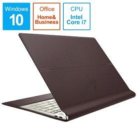 HP エイチピー ノートパソコン 5YS72PA-AAAA [13.3型 /intel Core i7 /SSD:512GB /メモリ:8GB /2019年3月][13.3インチ office付き 新品 windows10 5YS72PAAAAA]