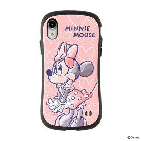 HAMEE ハミィ [iPhone XR専用]ディズニーキャラクターiFace First Classケース 41-903711 ミニーマウス/水彩