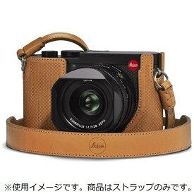 ライカ Leica ライカQ2用 レザーストラップ ブラウン