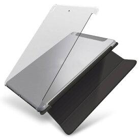 エレコム ELECOM iPad mini 2019 シェルカバー クリア TB-A19SPV2CR クリア