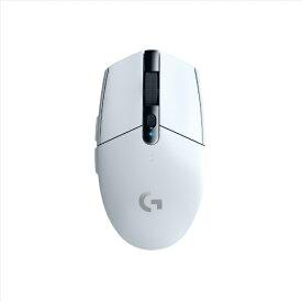 ロジクール Logicool G304rWH ゲーミングマウス Gシリーズ LIGHTSPEED ホワイト [光学式 /6ボタン /USB /無線(ワイヤレス)][G304rWH]