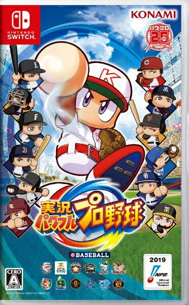 【2019年06月27日発売】 コナミデジタルエンタテイメント Konami Digital Entertainment 【初回特典付き】実況パワフルプロ野球【Switch スイッチ 野球】