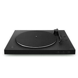 ソニー SONY レコードプレーヤー ブルートゥース対応 PS-LX310BT [PC接続対応 /フォノイコライザー内蔵][PSLX310BT]