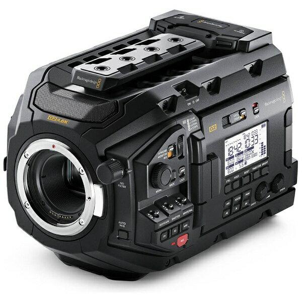 BlackmagicDesign ブラックマジックデザイン 【エントリーでポイント最大37倍 マラソン期間限定】URSA Mini Pro 4.6K G2 ビデオカメラ[BMD・CINEURSAMUPRO]