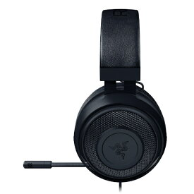 RAZER レイザー RZ04-02830100-R3M1 ゲーミングヘッドセット Kraken Classic Black [φ3.5mmミニプラグ /両耳 /ヘッドバンドタイプ][RZ0402830100R3M1]