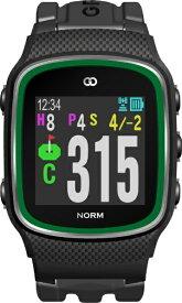 MASA GPSゴルフナビゲーション ザ・ゴルフウォッチ ノルム(ブラック) G015B