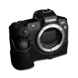 Ya Mei Technology ヤ メイ テクノロジー キヤノン EOS R用革製カメラボディケース TB06EOSRBK ブラック TB06EOSRBK ブラック