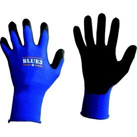 富士手袋工業 富士手袋 ブルースリー天然ゴム手袋18G 9320-M