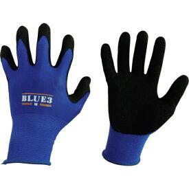 富士手袋工業 富士手袋 ブルースリーニトリル手袋18G 9330-M
