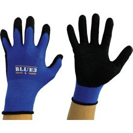 富士手袋工業 富士手袋 ブルースリーニトリル手袋18G 9330-L