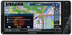 ケンウッド KENWOOD 200mmワイドモデル カーナビ MDVS706W[MDV706W]