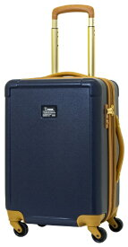 MOZ モズ スーツケース ジッパーキャリー 37L(42L) ネイビー MZ0798-48NV [TSAロック搭載]