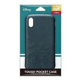 PGA iPhone Xs/X用 タフポケットケース PG-DCS681DND ドナルドダック