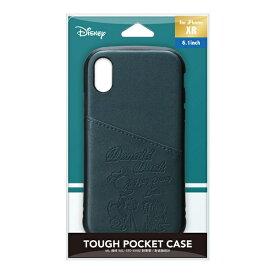 PGA iPhone XR用 タフポケットケース PG-DCS691DND ドナルドダック