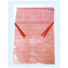 カクケイ KAKUKEI 不織布底マチ付巾着袋 L ピンク