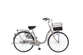 タマコシ Tamakoshi 26型 自転車 インテグレイト263HD(ベージュ/3段変速) [26型 /内装3段]【組立商品につき返品不可】 【代金引換配送不可】