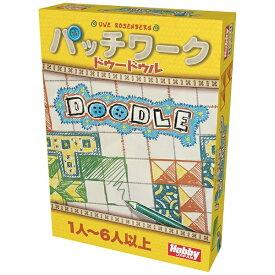 ホビージャパン Hobby JAPAN パッチワーク:ドゥードゥル 日本語版