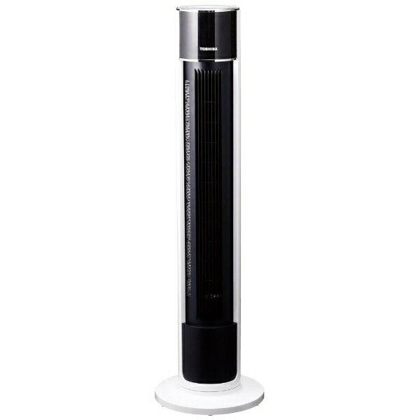 東芝 TOSHIBA F-ATX70-W タワーファン(扇風機) ホワイト [リモコン付き][FATX70]