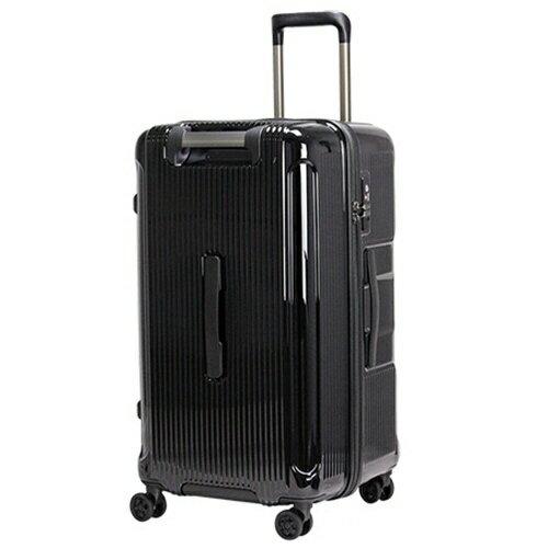 トライデント TRIDENT スーツケースハードジッパー TRI2146-63BK メタリックブラック