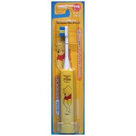 ミニマム minimum 電動歯ブラシ こどもハピカ くまのプーさん DBK-5Y-DY [振動式][DBK5YDY]