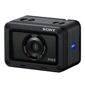 ソニー SONY DSC-RX0M2 コンパクトデジタルカメラ Cyber-shot(サイバーショット) [防水+防塵+耐衝撃][DSCRX0M2]