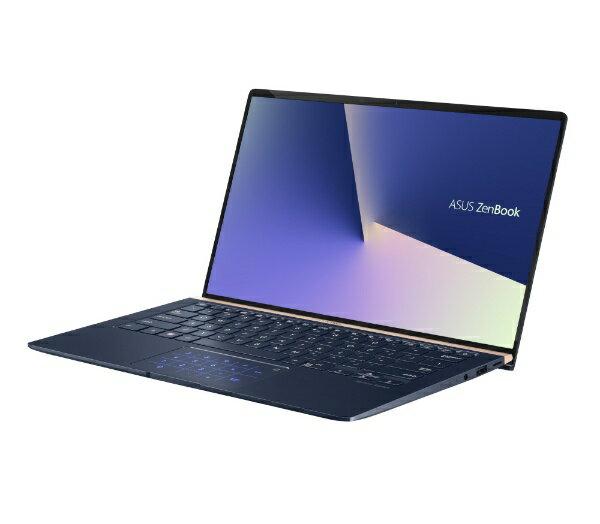 ASUS エイスース UX433FN-8565 ノートパソコン ZenBook 14 ロイヤルブルー [14.0型 /intel Core i7 /SSD:512GB /メモリ:16GB /2019年4月モデル][UX433FN8565]