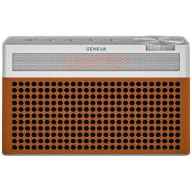 GENEVA ジェネバ ブルートゥーススピーカー Geneva Touring S+ 875419016696JP コニャック [Bluetooth対応][875419016696JP]