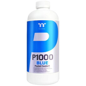 THERMALTAKE サーマルテイク P1000 Pastel Coolant Blue 1000ml[CLW246OS00BUA]