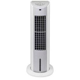ヤマゼン YAMAZEN FCT-G402(WH) 冷風扇 押しボタン式 扇風機 ホワイトグレー[冷風機 FCTG402]