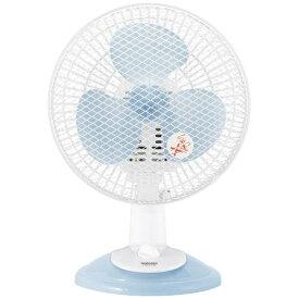 ヤマゼン YAMAZEN YDS-E188-B 小型扇風機 卓上扇 ブルー[YDSE188]