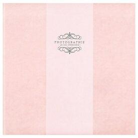 ハクバ HAKUBA レイヤードSQ台紙 No.305 6切サイズ 2面(角×2枚) ピンク M305LD-6-2PK ピンク [タテヨコ兼用 /六切サイズ /2面]