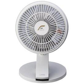 ユーイング UING UF-CD18M-W 小型扇風機 コンパクト2WAYファン ホワイト[UFCD18M]