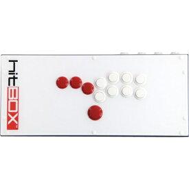 Hit Box Arcade hit BOX PS4&PC用レバーレスアーケードコントローラー【PS4】