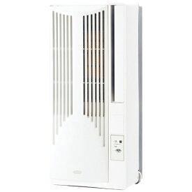 コイズミ KOIZUMI KAW-1692/W 窓用エアコン ホワイト [ノンドレン /冷房専用][窓用 エアコン ウィンドウエアコン KAW1692W]