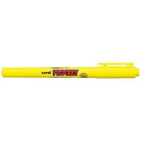 三菱鉛筆 MITSUBISHI PENCIL プロッキー 細字 黄色