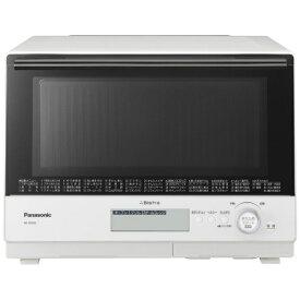 パナソニック Panasonic NE-BS806-W スチームオーブンレンジ ホワイト [30L][NEBS806]
