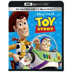 ウォルト・ディズニー・ジャパン The Walt Disney Company (Japan) トイ・ストーリー 4K ULTRA HD+ブルーレイ【Ultra HD ブルーレイ】