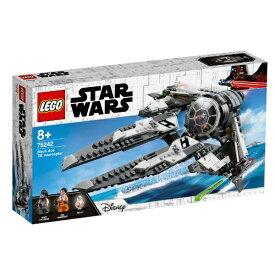 レゴジャパン LEGO 75242 スター・ウォーズ ブラックエース・タイ・インターセプター[レゴブロック]