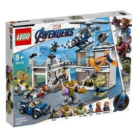 レゴジャパン LEGO LEGO(レゴ) 76131 マーベル アベンジャーズ・コンパウンドでの戦い[レゴブロック]