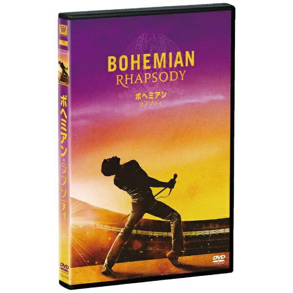 20世紀フォックス Twentieth Century Fox Film 【ビックカメラ限定ポスター付き】ボヘミアン・ラプソディ【DVD】