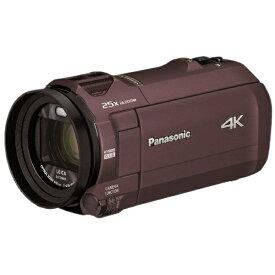 パナソニック Panasonic HC-VX992M-T ビデオカメラ カカオブラウン [4K対応][HCVX992MT]