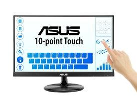 ASUS エイスース 液晶ディスプレイ VTシリーズ ブラック VT229H [21.5型 /ワイド /フルHD(1920×1080)][VT229H]