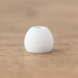 FINAL ファイナル イヤピース Eタイプ Mサイズ 6個 White FI-EPEWHM4