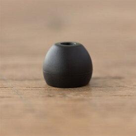 FINAL ファイナル イヤピース Eタイプ Mサイズ 6個 Black FI-EPEBLBL2M4